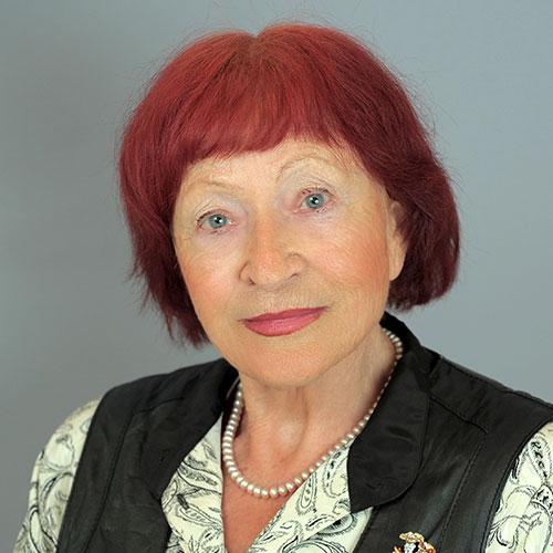 Лузан Алла Михаиловна